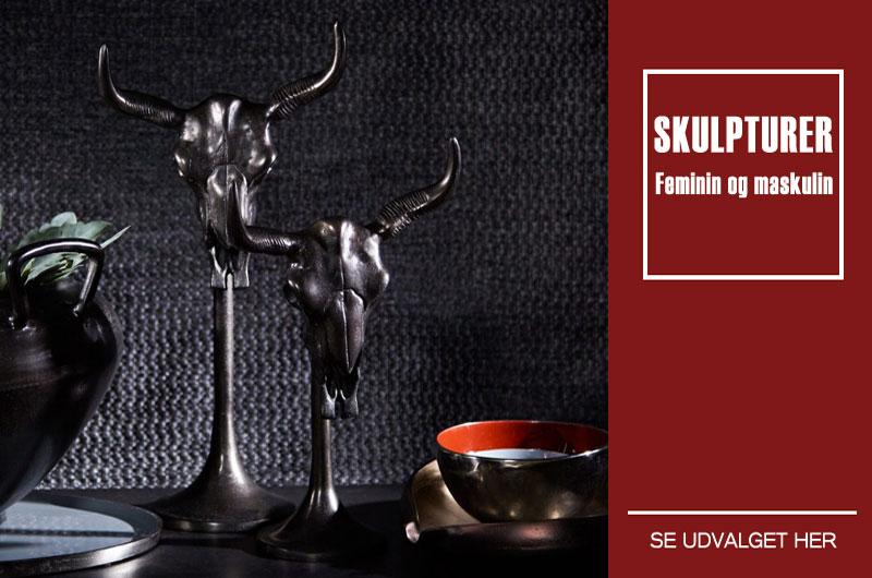 køb skulpturer til dit hjem